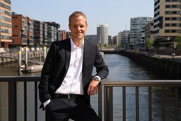 Dirk Leinweber übernimmt Vertriebsleitung der Camfil GmbH