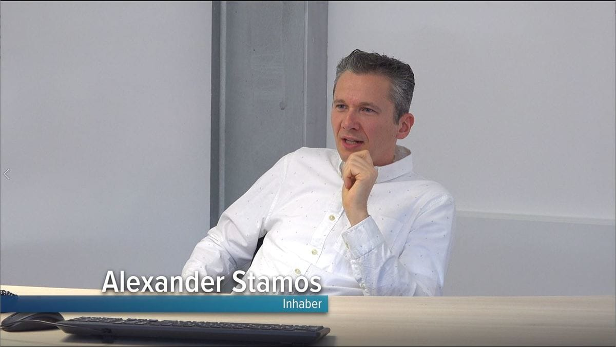 Video: Marketingpreisträger 2020: Stamos GmbH