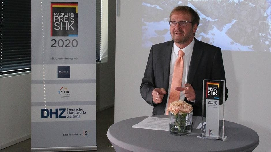 Video: Marketingpreis 2020: Laudatio für Stamos GmbH