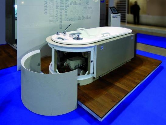 Lux Elements: neue Whirlpool-Verkleidung