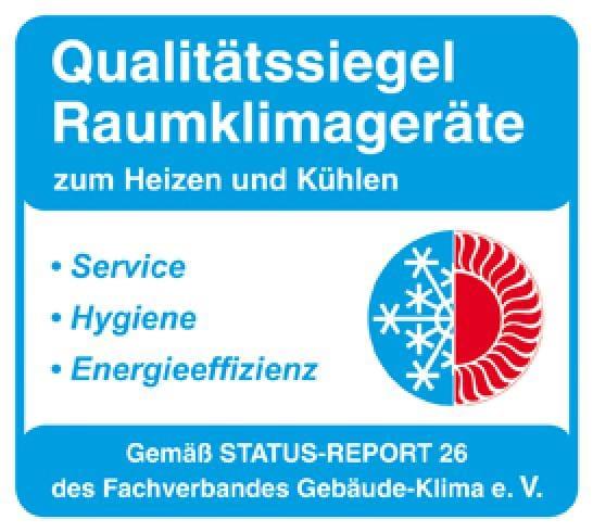 FGK: Über das Siegel für Raumklimageräte im Netz informieren