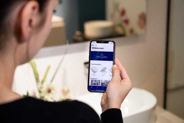 Villeroy & Boch präsentiert neue App