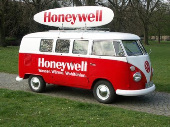 Bulli T1 von Honeywell ersteigern