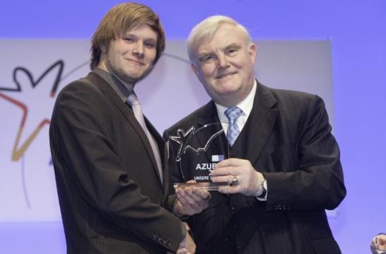 Viessmann-Azubi wurde Bundessieger