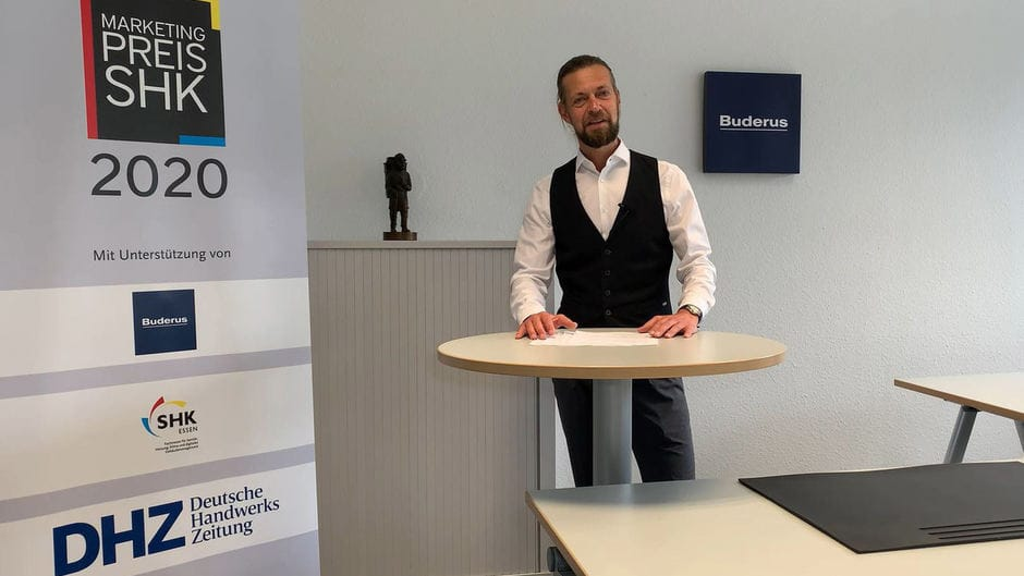 Video: Marketingpreis 2020: Laudatio für SFS Schaible GmbH