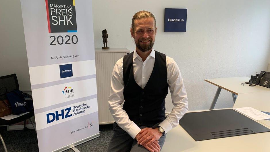 Unterstützer des Marketingpreises 2020: Buderus