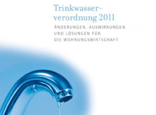 Die Trinkwasserverordnung und Uponor