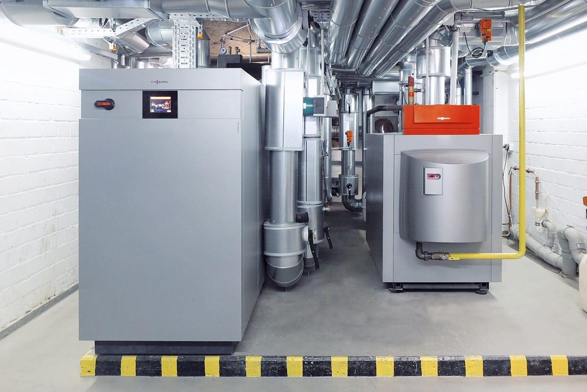 Viessmann: Produktionskapazitäten für Großwärmepumpen