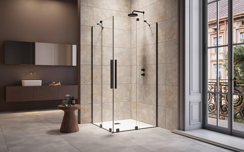 PUK Duschkabinen präsentiert neue Duschabtrennungen
