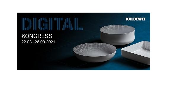 Kaldewei lädt zum globalen DIGITAL-Kongress 2021 in 14 Sprachen