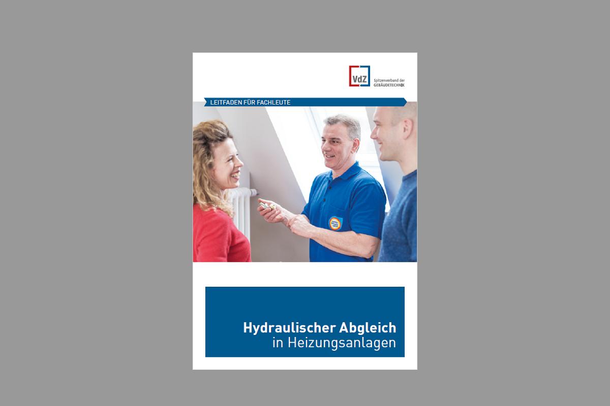 Leitfaden Hydraulischer Abgleich in Heizungsanlagen