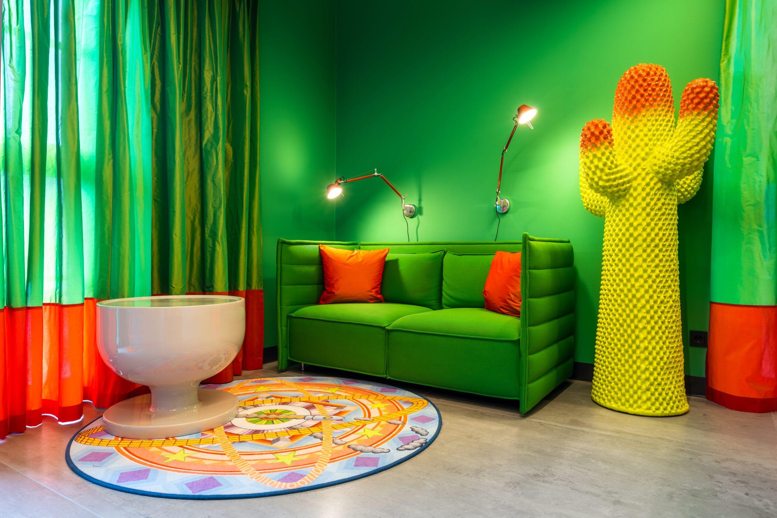 Laurichhof Designhotel: Bewohnbare Showrooms mit Charakter