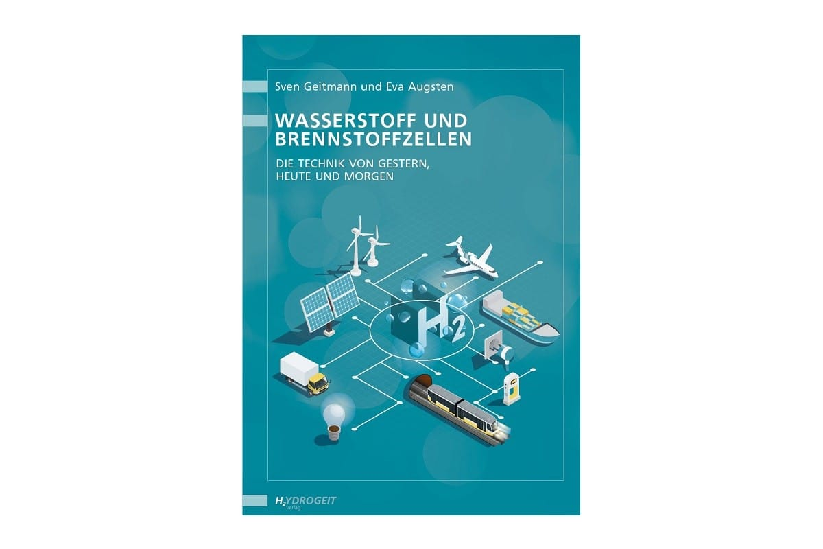 """4. aktualisierte Auflage von """"Wasserstoff und Brennstoffzellen"""""""