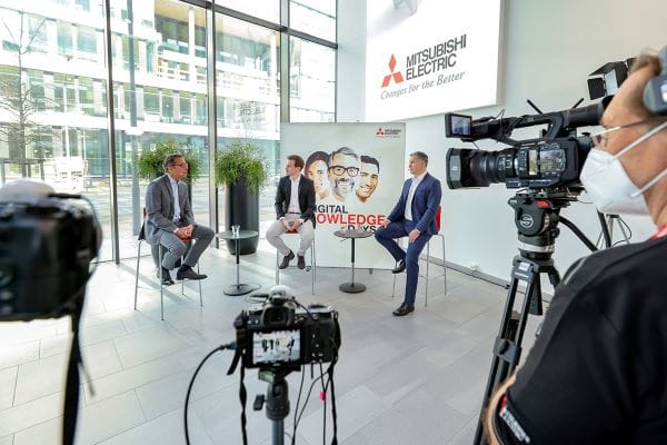 "Mitsubishi Electric: Positives Fazit von ""Digital Knowledge Days"""