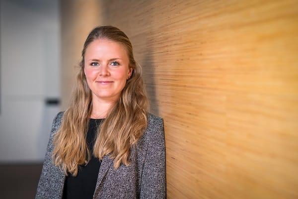 Linda Péus neues Mitglied der Geschäftsleitung der Hansgrohe Deutschland Vertriebs GmbH