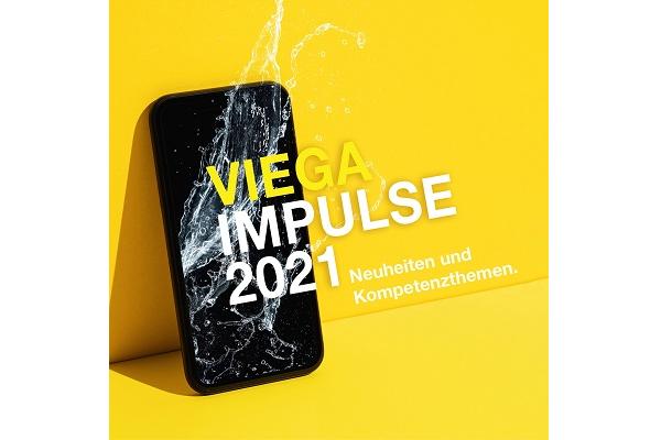 """""""Viega Impulse 2021"""" – die Zukunft des Bauens hat bereits begonnen"""