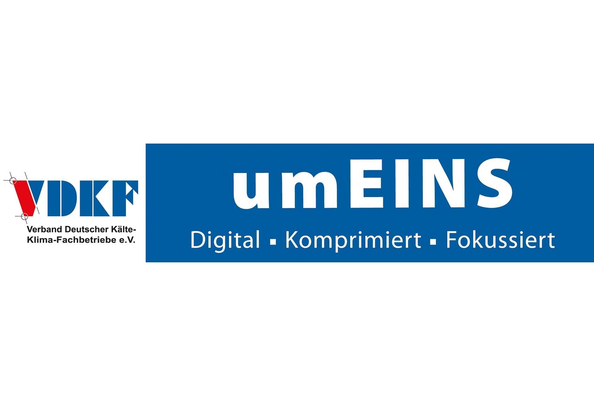 VDKF um Eins: Digital, komprimiert, fokussiert