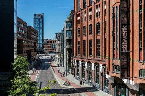 Hansgrohe: The Water Studio in Designmetropole Hamburg