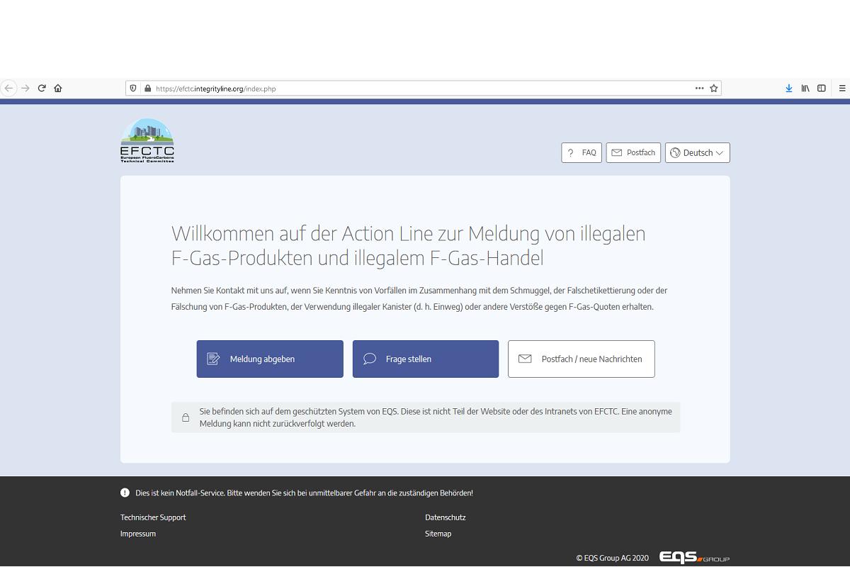 Gesetz zur F-Gas-Verordnung tritt in Kraft, um illegalen HFKW-Handel einzudämmen