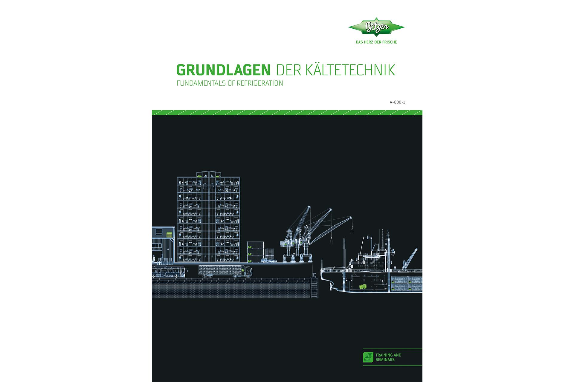 Neues Bitzer Handbuch: Kältetechnik für Einsteiger und Fortgeschrittene
