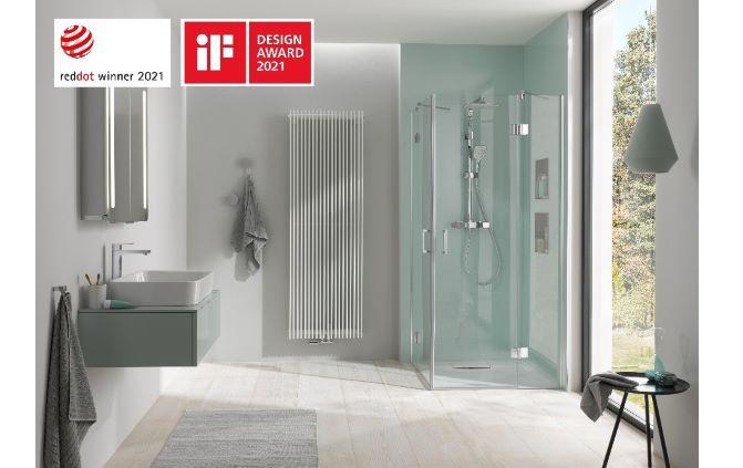 HSK Duschkabinenbau: Mehrfach prämierte Produkte in Design und Funktionalität