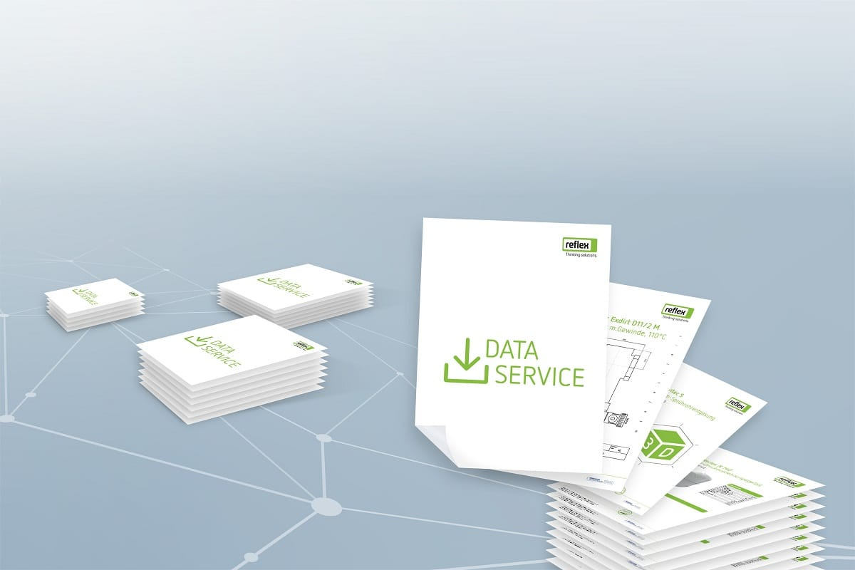 Neuer Data-Service von Reflex Winkelmann
