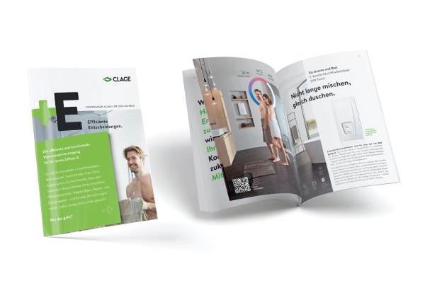 Clage Warmwasser-Guide für den Hausbau