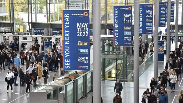 Fulminanter Neustart: The smarter E Europe Restart 2021