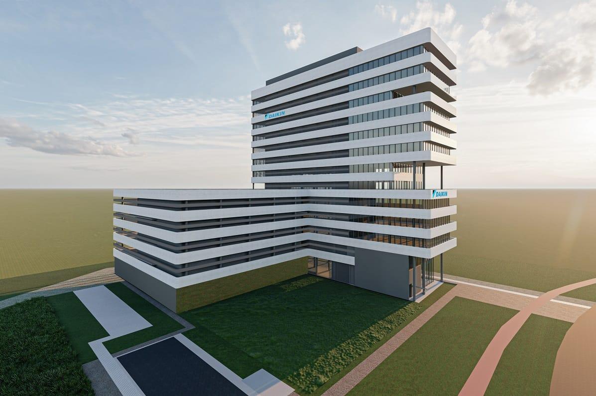 5-Jahres-Plan: Daikin investiert 840 Mio. Euro
