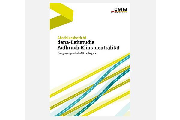 Klimapolitisches Fundament für zukünftige Bundesregierung in dena-Leitstudie